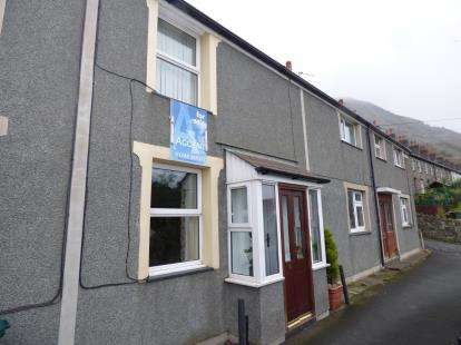 2 Bedrooms Terraced House for sale in Upper Maenan, Penmaenmawr, Conwy, LL34