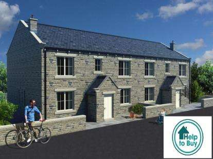 3 Bedrooms Semi Detached House for sale in Greenfield House, Greenfield Road, Colne, Lancashire, BB8