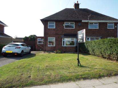 3 Bedrooms Semi Detached House for sale in Barnes Drive, Liverpool, Merseyside, L31