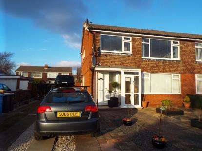 2 Bedrooms Flat for sale in Pickering Close, Lytham St Annes, Lancashire, FY8