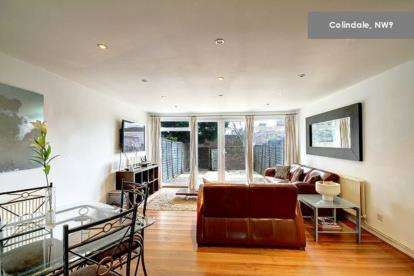 3 Bedrooms Terraced House for sale in Wellington, Field Mead, Colindale, London