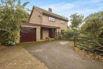 3 Bedrooms Detached House for sale in Church Lane, Gamlingay, Sandy, Cambridgeshire