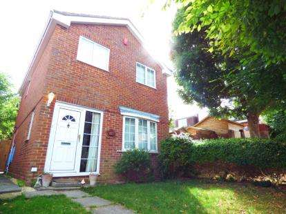 3 Bedrooms Detached House for sale in Ripple Field, Freshbrook, Swindon, Wiltshire