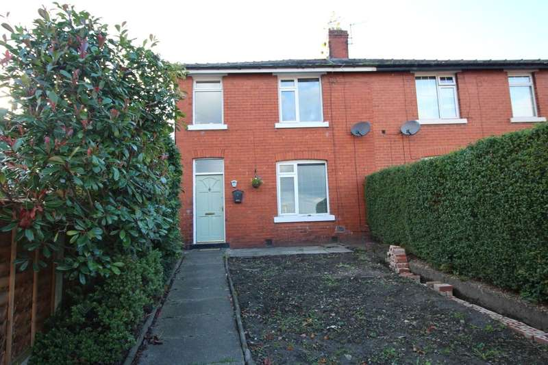 3 Bedrooms Semi Detached House for sale in Moyse Avenue, Walshaw, Bury, BL8