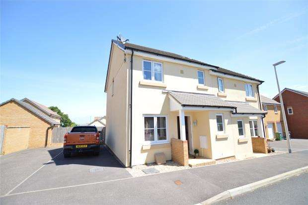 3 Bedrooms Semi Detached House for sale in Orchard Grove, Newton Abbot, Devon