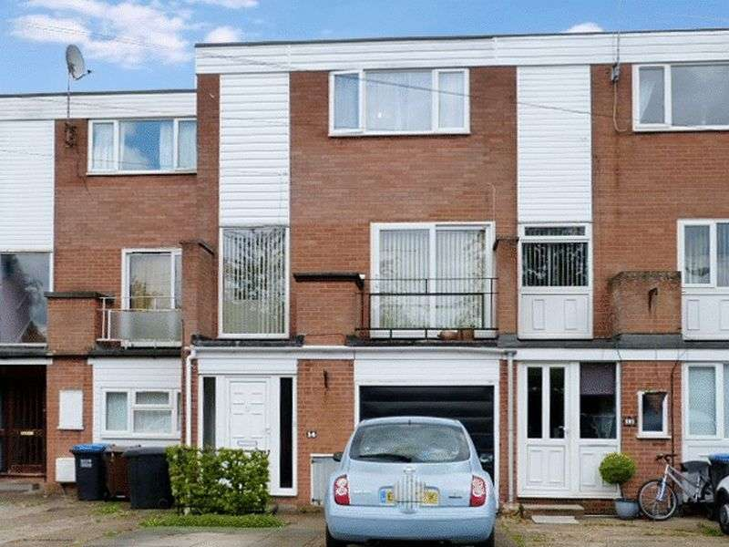 3 Bedrooms Terraced House for sale in Bull Stag Green, Hatfield