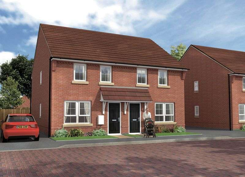 3 Bedrooms Semi Detached House for sale in Primrose Close, East Leake