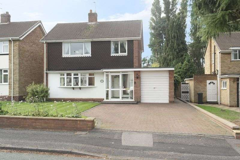 3 Bedrooms Detached House for sale in Richard Road, Walsall