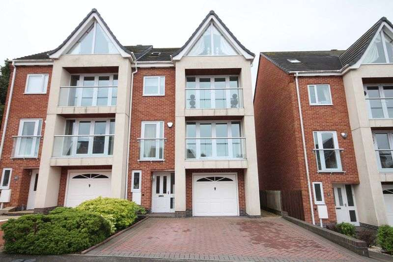 5 Bedrooms Semi Detached House for sale in GREENWAY DRIVE, LITTLEOVER