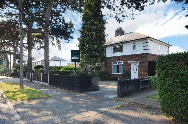 3 Bedrooms Semi Detached House for sale in Hoole Lane, Hoole, Chester