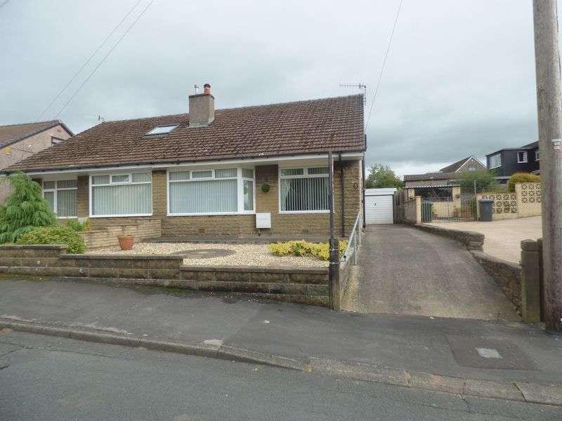 3 Bedrooms Semi Detached Bungalow for sale in Lythe Fell Avenue, Halton, Lancaster