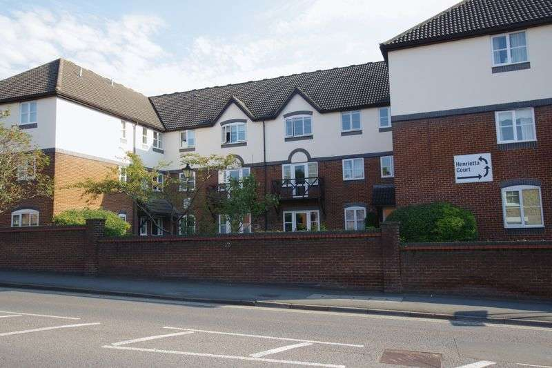 1 Bedroom Flat for sale in Henrietta Court