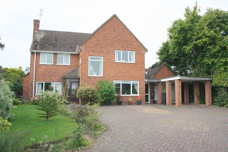 4 Bedrooms Detached House for sale in Three Springs Road, Pershore