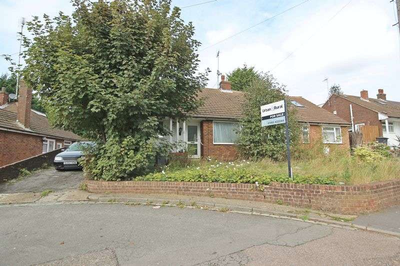 4 Bedrooms Semi Detached Bungalow for sale in Stopsley