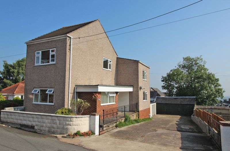 3 Bedrooms Detached House for sale in Bottom Road, Wrexham