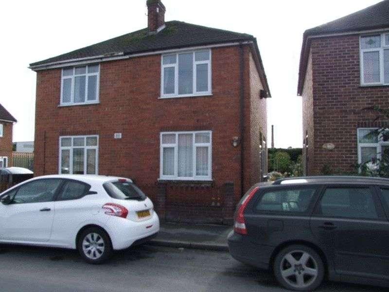 2 Bedrooms Semi Detached House for sale in Hawkins Lane, Burton