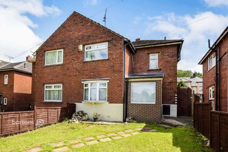 3 Bedrooms Semi Detached House for sale in Broadway, East dene