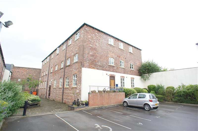 2 Bedrooms Ground Flat for sale in Borough Mews, 22 Bedford Street, Sheffield, S6 3BT
