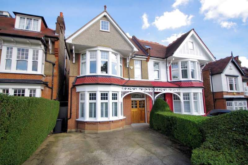 7 Bedrooms Detached House for sale in ETCHINGHAM PARK ROAD, FINCHLEY, N3