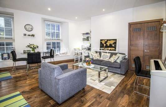 2 Bedrooms Flat for sale in The Belvedere, Bedford Row, Holborn