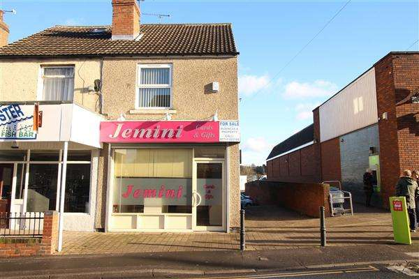 Property for sale in Bridge Street, Killamarsh, Sheffield, S21 1AH