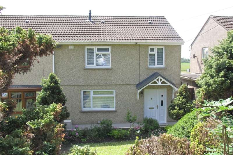 3 Bedrooms Semi Detached House for sale in Dolafon, Llanelli