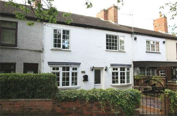 4 Bedrooms Terraced House for sale in Bigby Road, Brigg, Lincolnshire