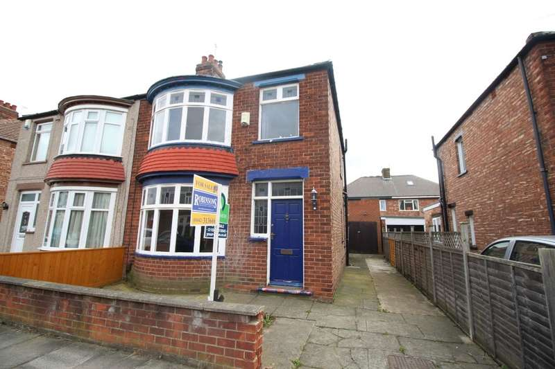3 Bedrooms Semi Detached House for sale in Ravenscroft Avenue, Middlesbrough, TS5