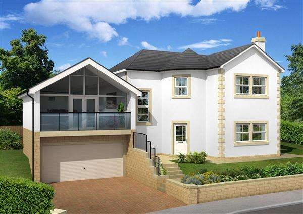 4 Bedrooms Property for sale in Monkswood, Gattonside, Melrose