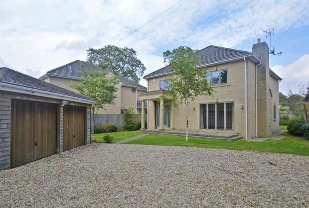 5 Bedrooms Detached House for sale in Woodland Lodge, Claverton Down Road, Bath