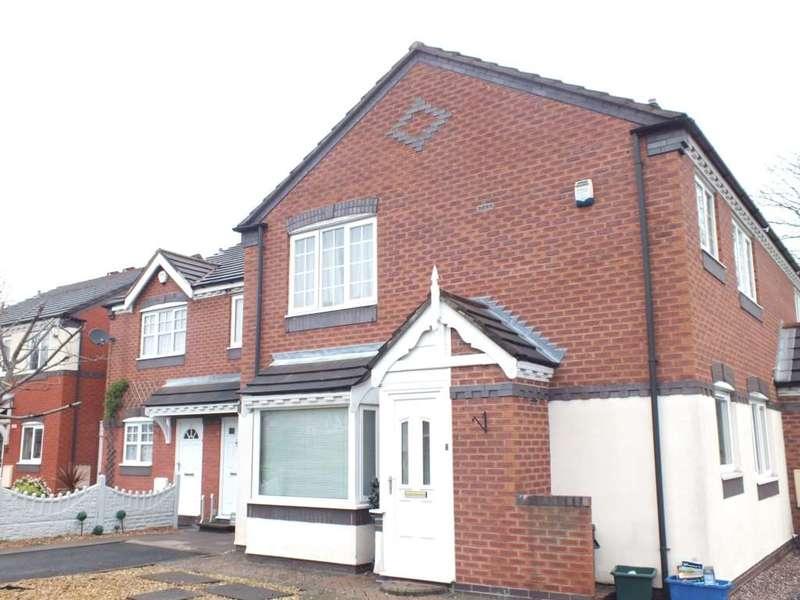 1 Bedroom Maisonette Flat for sale in Brueton Drive, Erdington