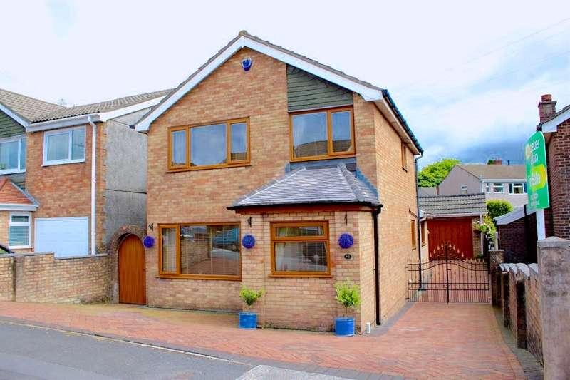 3 Bedrooms Detached House for sale in Rhodfa Fadog, Cwmrhydyceirw, Swansea