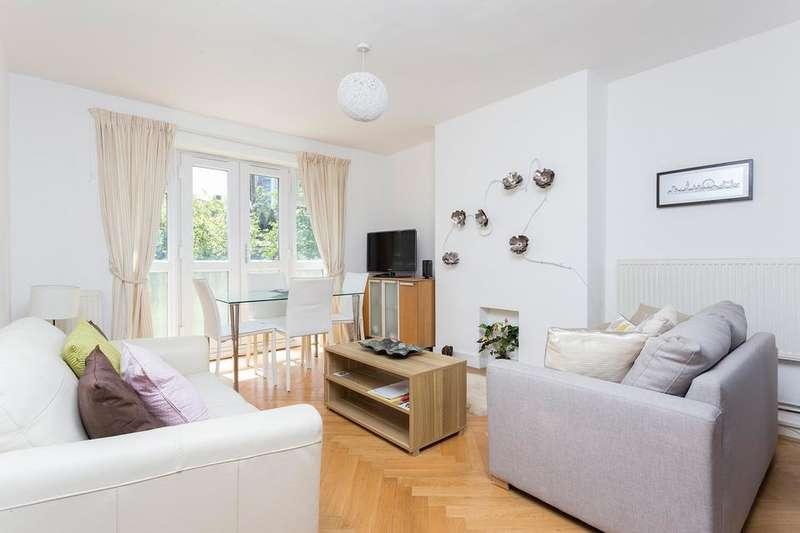 1 Bedroom Flat for sale in Vivian House, Seven Sisters Road, London N4