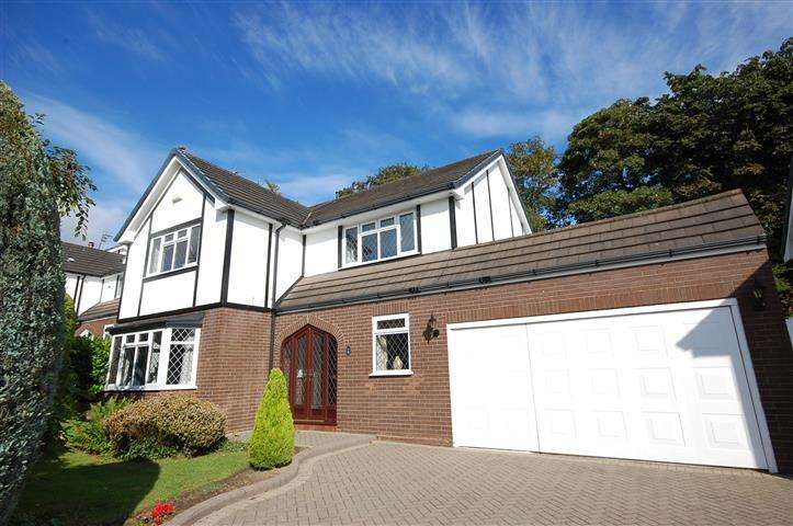 4 Bedrooms Detached House for sale in Acrefield Park, Woolton, Liverpool, L25