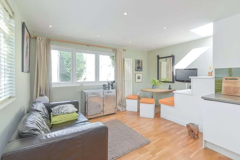 1 Bedroom Flat for sale in Earlsfield Road, London, SW18