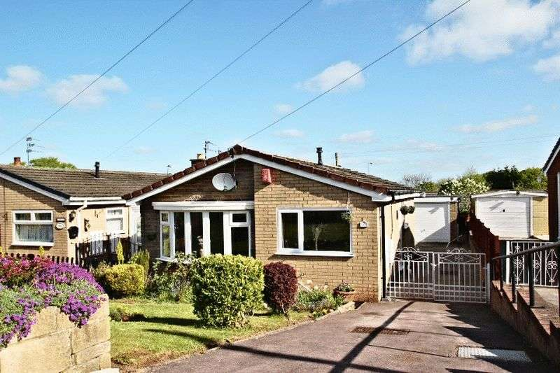 2 Bedrooms Detached Bungalow for sale in Walton Way, Stoke-On-Trent