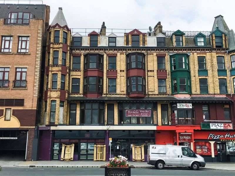 Property for sale in 6 + 7 Peveril Buildings, Loch Promenade, Douglas