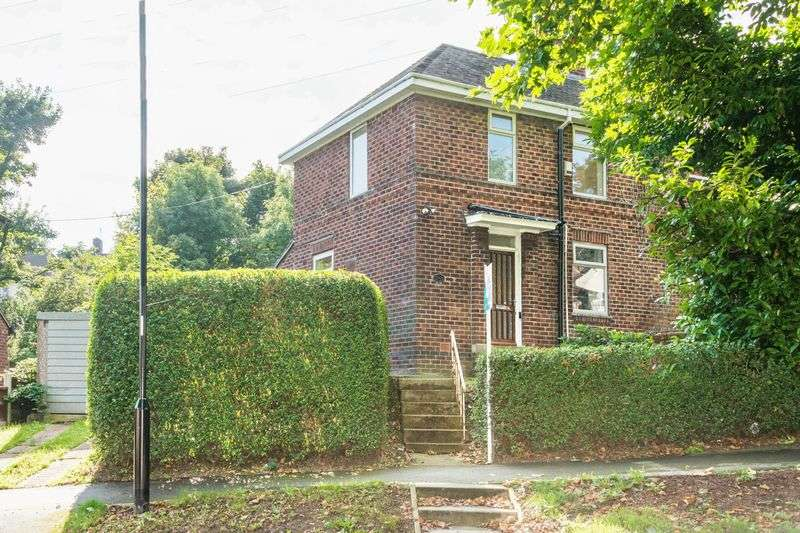 2 Bedrooms Semi Detached House for sale in Kinnaird Road, Shiregreen - Ideal Buy To Let Or For First Time Buyers