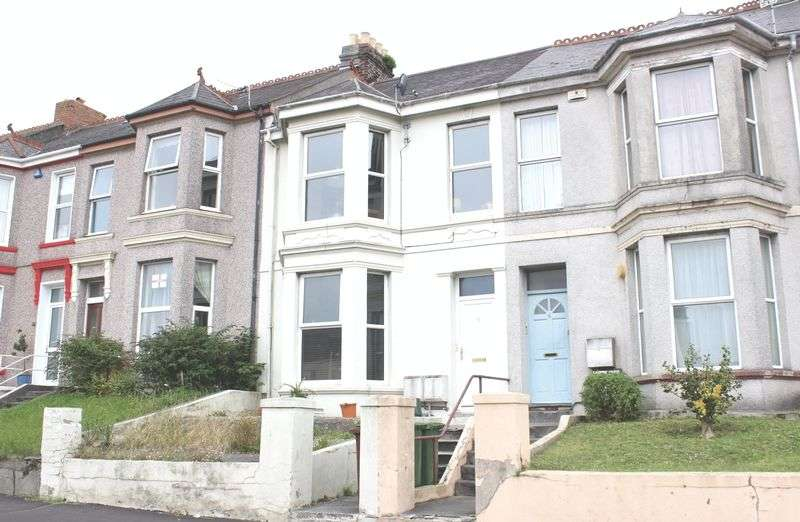 2 Bedrooms Flat for sale in Weston Park Road, Peverell, Plymouth