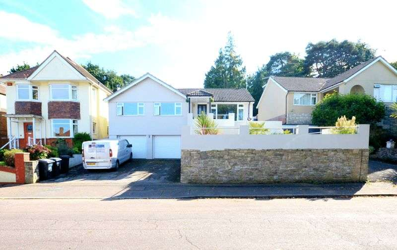 4 Bedrooms Detached House for sale in Normanhurst Avenue, Bournemouth