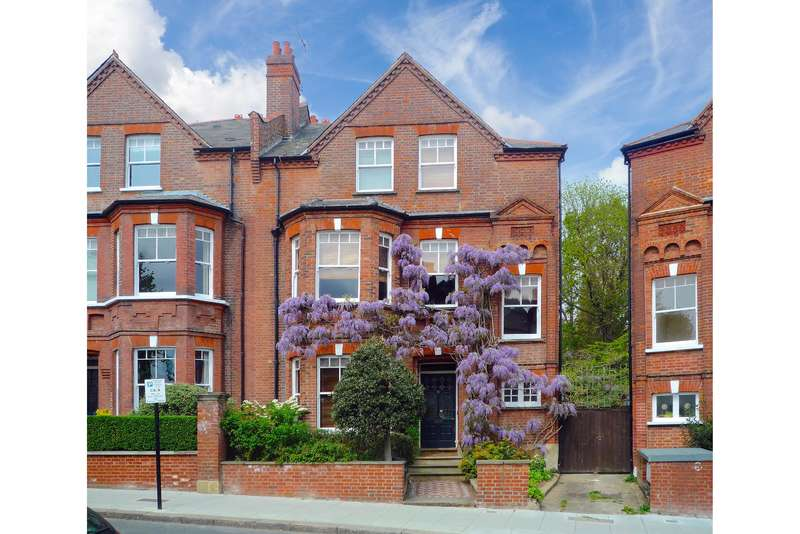 6 Bedrooms House for sale in Downside Crescent, Belsize Park