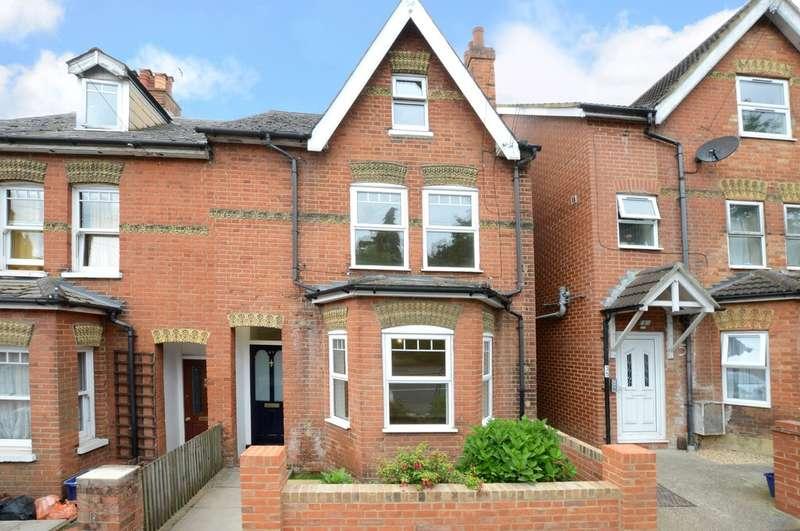 4 Bedrooms Semi Detached House for sale in York Road, Aldershot