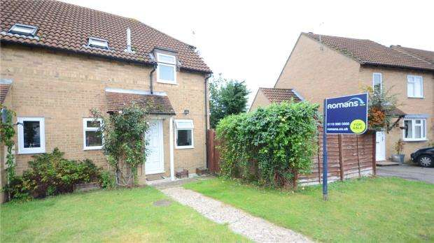 1 Bedroom Semi Detached House for sale in Rustington Close, Earley, Reading