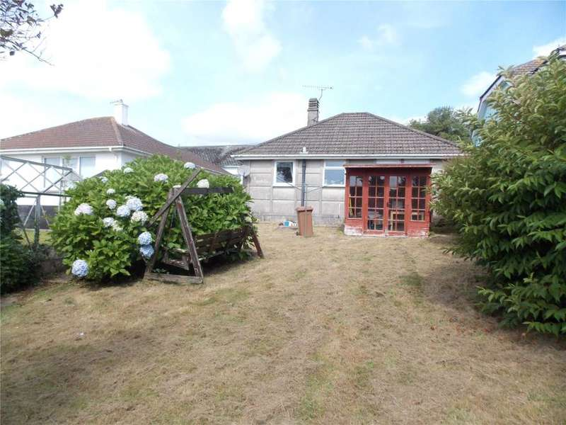 2 Bedrooms Detached Bungalow for sale in Legion Lane, Tywardreath, Par