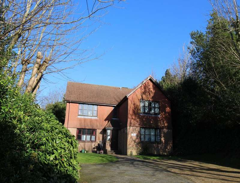 Flat for sale in Quarry View Harecombe Rise, Crowborough, TN6
