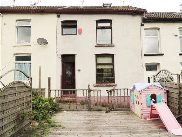 2 Bedrooms Terraced House for sale in Park Street, Clydach Vale, Tonypandy