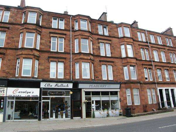2 Bedrooms Flat for sale in 463 Clarkston Road 2/1, Glasgow