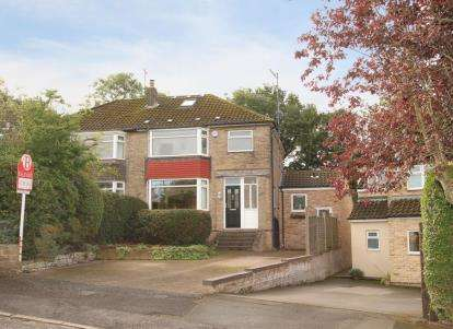 4 Bedrooms Semi Detached House for sale in Longford Crescent, Sheffield, South Yorkshire