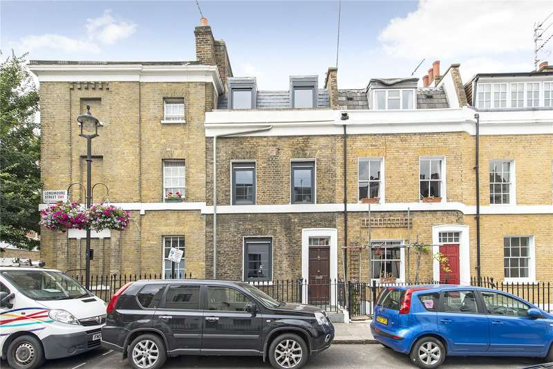 3 Bedrooms House for sale in Longmoore Street, London, SW1V