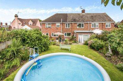 5 Bedrooms Semi Detached House for sale in Witham